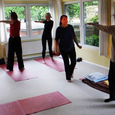 Yoga mit Margitta Conradi