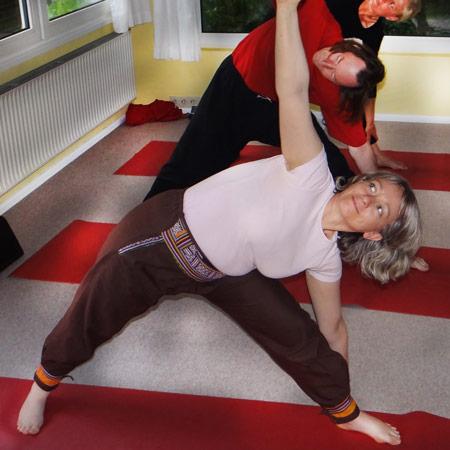 Yoga für Körper und Geist